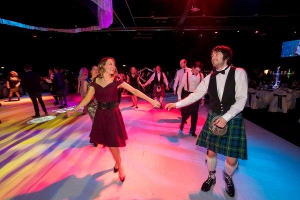 Scottish events: Scottish incentive experience Edinburgh