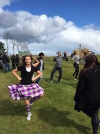 Reel Time Media - Highland Dancing