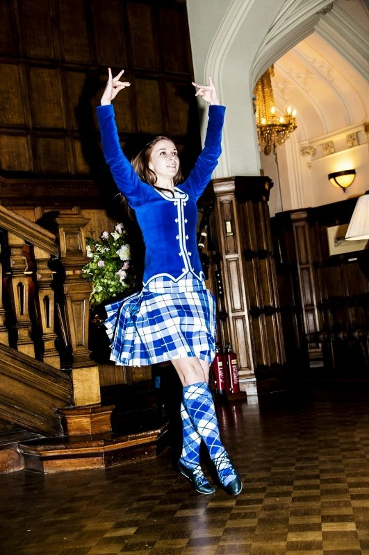 Special Events - Scottish Highland Dance Display