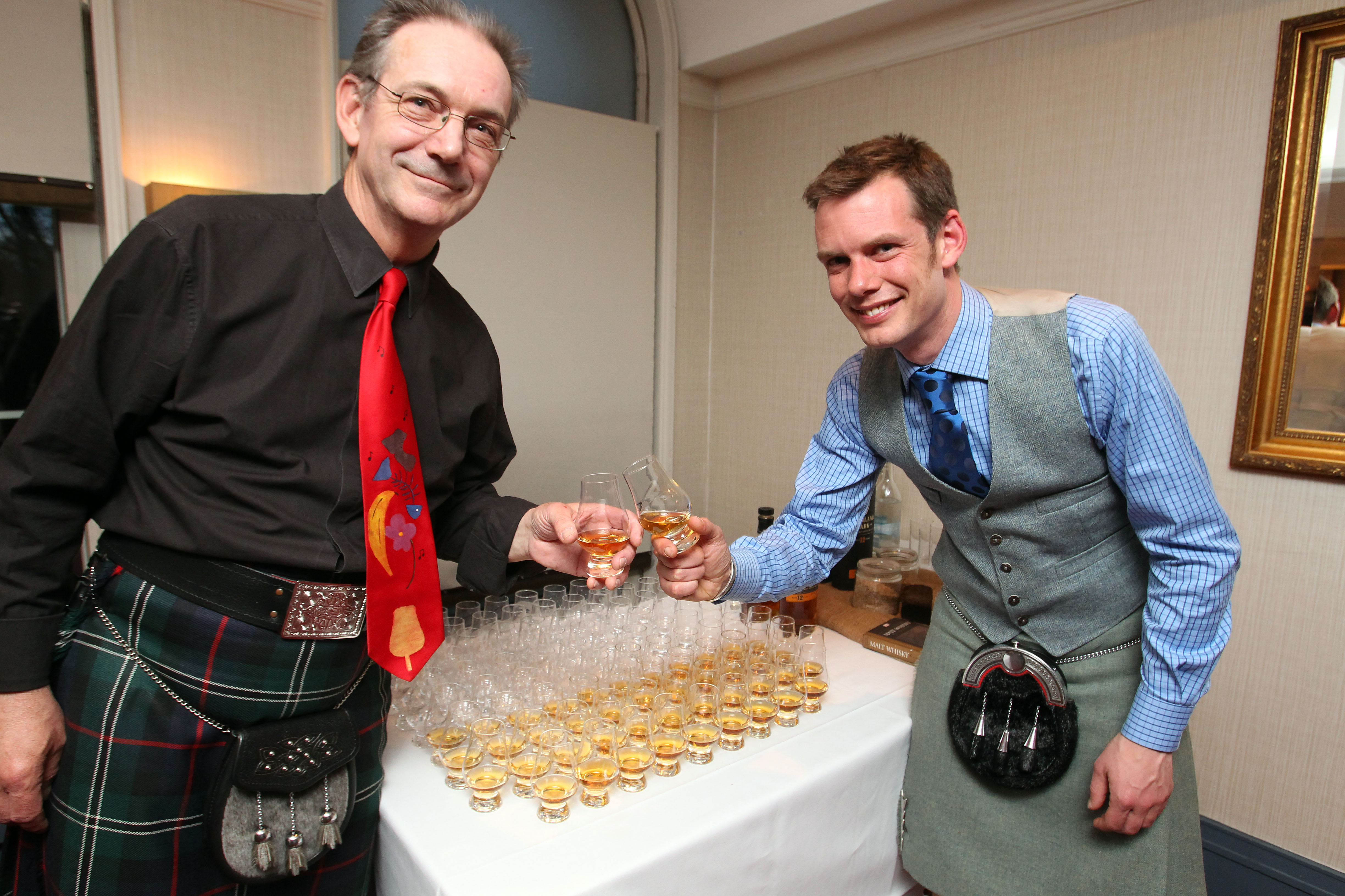 Special Events - Whisky Tasting