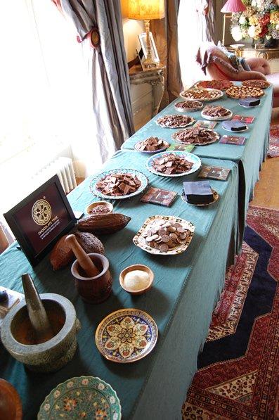 Scottish Larder - Chocolate Tasting