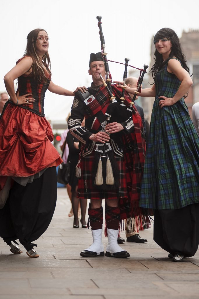 kilts and stilts