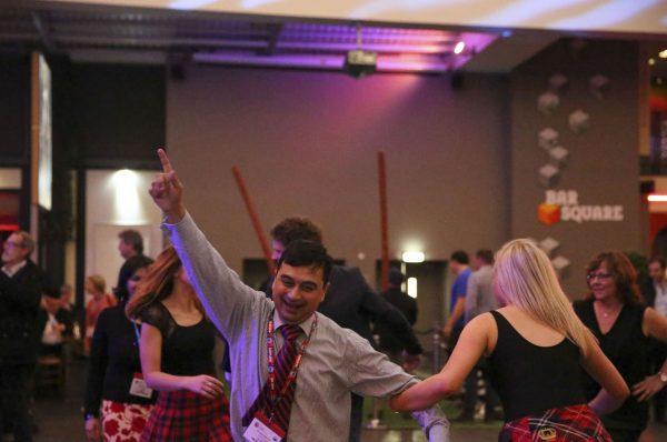 Scottish events: Ceilidh Dancing