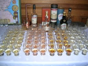 Whisky Tasting events in Scotland