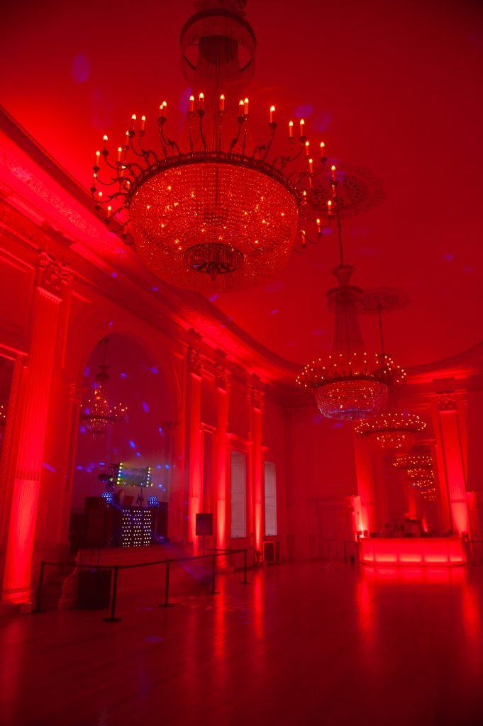 event lighting edinburgh