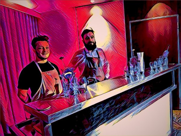 cocktail masterclass mixologists
